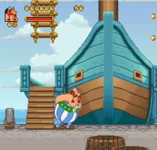 Test Astérix & Obélix Super Nintendo - Screenshot 17