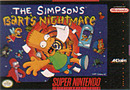 Test - The Simpsons : Bart's Nightmare