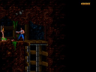 Test BlackThorne Super Nintendo - Screenshot 13