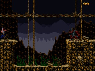 Test BlackThorne Super Nintendo - Screenshot 14
