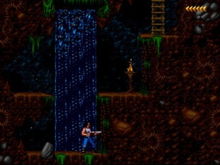 Test BlackThorne Super Nintendo - Screenshot 16