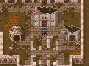 Test Breath of Fire Super Nintendo - Screenshot 4