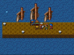 Test Breath of Fire Super Nintendo - Screenshot 5