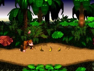 Test Donkey Kong Country Super Nintendo - Screenshot 6