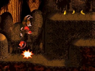 Test Donkey Kong Country Super Nintendo - Screenshot 8