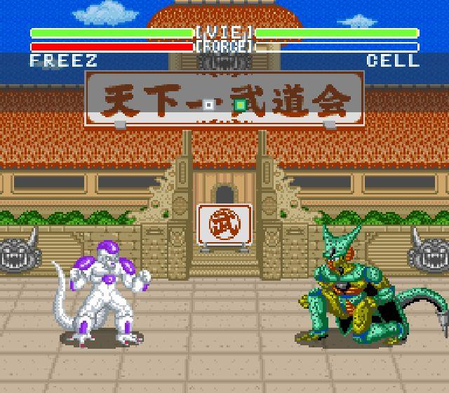 jeuxvideo.com Dragon Ball Z - Super Nintendo Image 4 sur 25