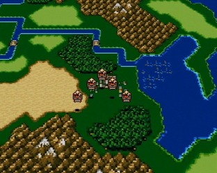 Final Fantasy IV SNES - Screenshot 13