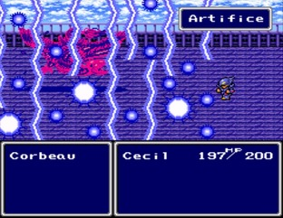 Test Final Fantasy IV Super Nintendo - Screenshot 69