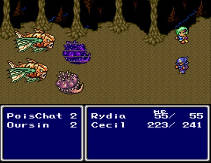 Images Final Fantasy IV Super Nintendo - 75