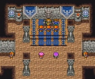 Final Fantasy V SNES - Screenshot 55