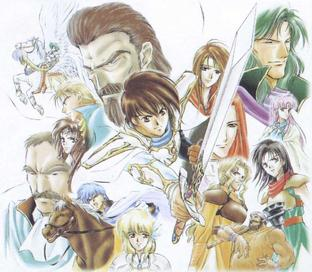 Fire Emblem : Thracia 776 SNES - Screenshot 87