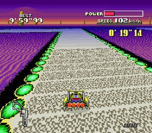 Test F-Zero Super Nintendo - Screenshot 11
