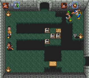Goof Troop SNES - Screenshot 7