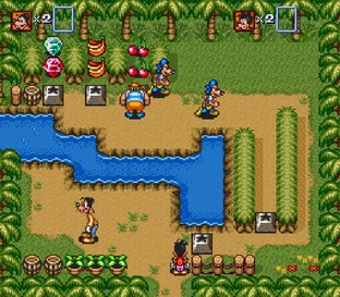 Goof Troop SNES - Screenshot 12