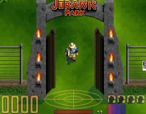 Tous les jeux videos jurassic park page 1 jeux vid o - Jeux de jurassic park 3 ...