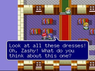 Test Lufia & the Fortress of Doom Super Nintendo - Screenshot 20