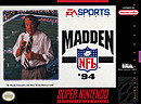 Test - Madden NFL '94