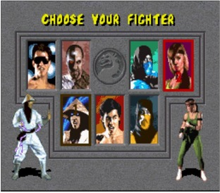Test Mortal Kombat Super Nintendo - Screenshot 14