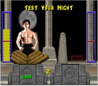 Test Mortal Kombat Super Nintendo - Screenshot 16