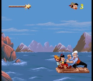 Test Pinocchio Super Nintendo - Screenshot 6
