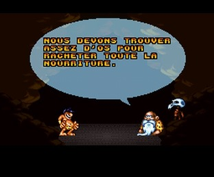 Test Prehistorik Man Super Nintendo - Screenshot 1