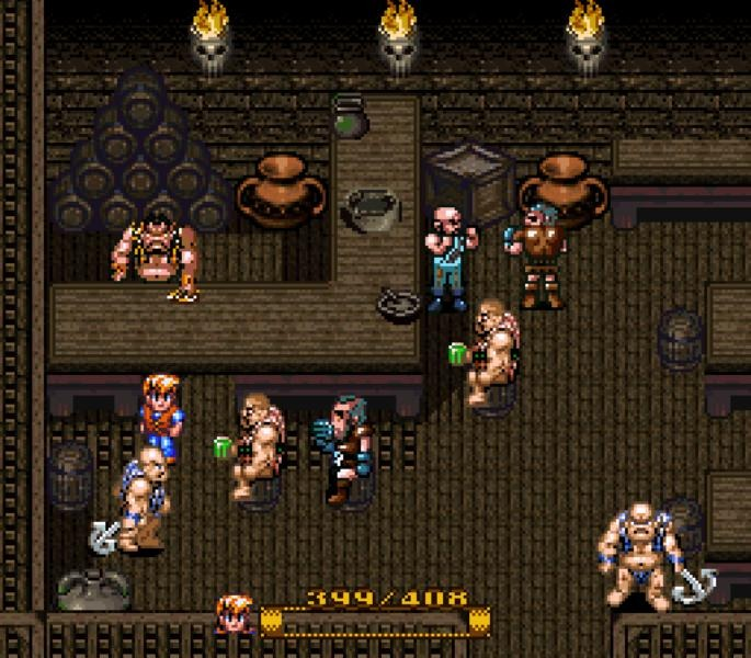 jeuxvideo.com Secret of Evermore - Super Nintendo Image 27 sur 42