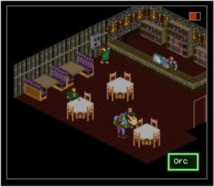 Test Shadowrun Super Nintendo - Screenshot 13