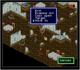Test Shadowrun Super Nintendo - Screenshot 14