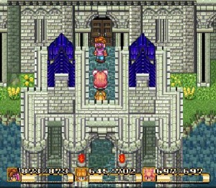 Test Secret of Mana Super Nintendo - Screenshot 3