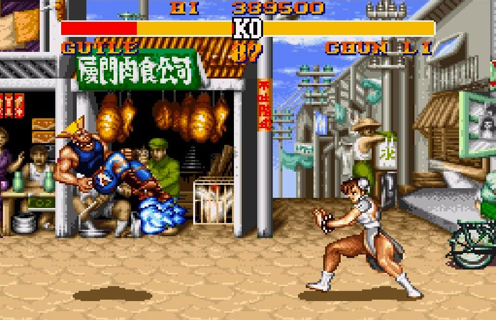 Images Street Fighter II Turbo : Hyper Fighting Super Nintendo - 22