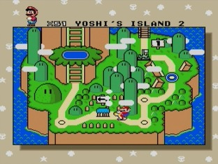 Test Super Mario World Super Nintendo - Screenshot 20