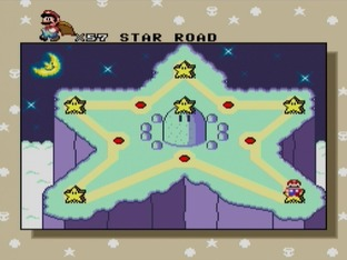 Test Super Mario World Super Nintendo - Screenshot 31