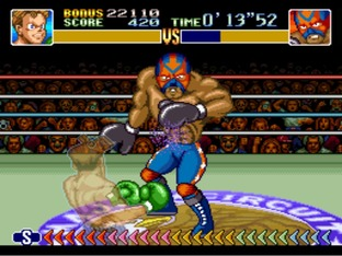 Test Super Punch-Out!! Super Nintendo - Screenshot 20