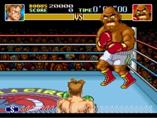 Test Super Punch-Out!! Super Nintendo - Screenshot 21