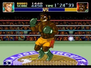 Test Super Punch-Out!! Super Nintendo - Screenshot 28
