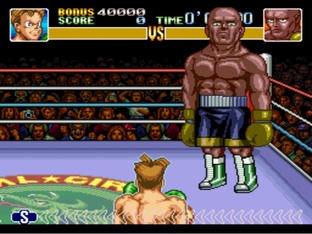 Test Super Punch-Out!! Super Nintendo - Screenshot 32