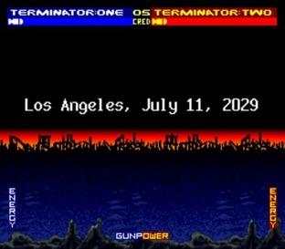 T2 : The Arcade Game Super Nintendo