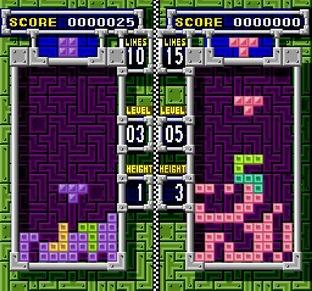 Fiche complète Tetris & Dr. Mario - Super Nintendo