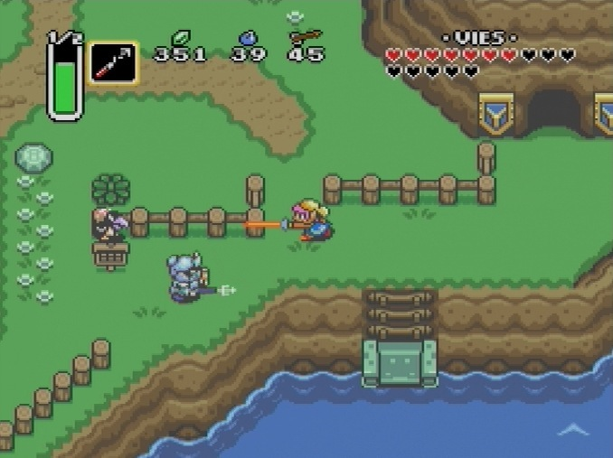 Images The Legend of Zelda : A Link to the Past Super Nintendo - 66
