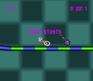 Test Uniracers Super Nintendo - Screenshot 6