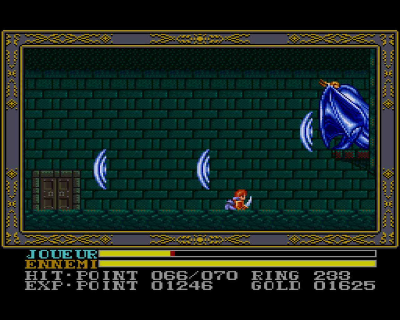 Images Ys III : Wanderers from Ys Super Nintendo - 13