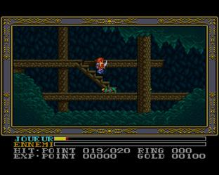 Test Ys III : Wanderers from Ys Super Nintendo - Screenshot 16