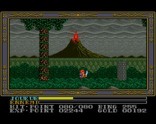 Test Ys III : Wanderers from Ys Super Nintendo - Screenshot 21