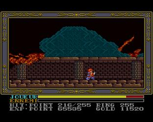 Test Ys III : Wanderers from Ys Super Nintendo - Screenshot 25