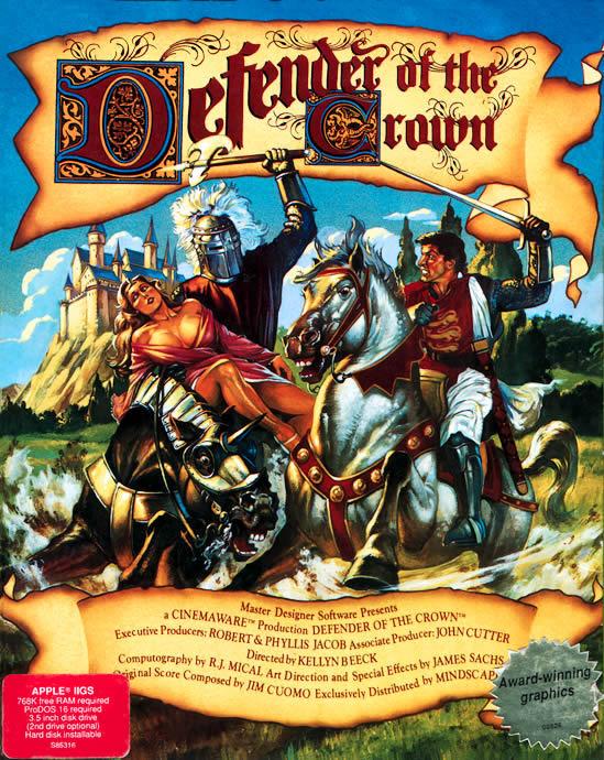 jeuxvideo.com Defender of the Crown - Atari ST Image 1 sur 1