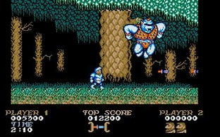Fiche complète Ghosts'n Goblins - Atari ST