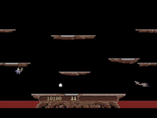 Test Joust Atari ST - Screenshot 3