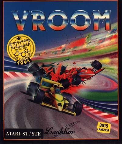 jeuxvideo.com Vroom - Atari ST Image 1 sur 1