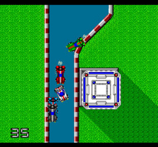 Images Moto Roader TurboGrafx/PC Engine - 1