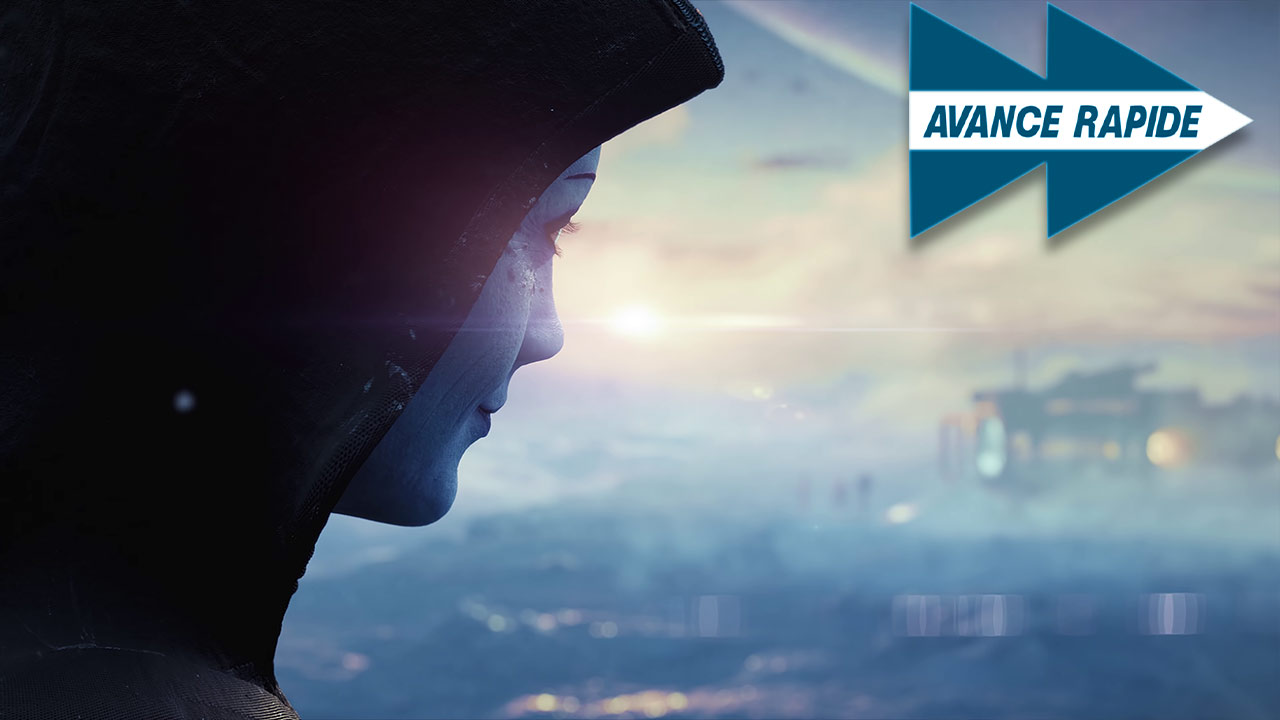 Avance Rapide : Mass Effect - Une suite sous une bonne étoile